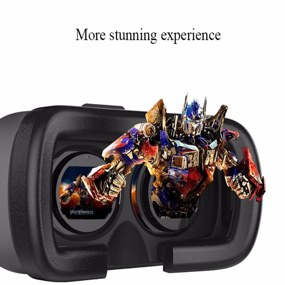 """ถูก GoogleCardboard VR BOX1.0รุ่นความจริงเสมือนแว่นตา3Dสำหรับ3.5 """"-6.0""""โทรศัพท์+สมาร์ทBluetoothWirelessRemoteControlGamepad"""
