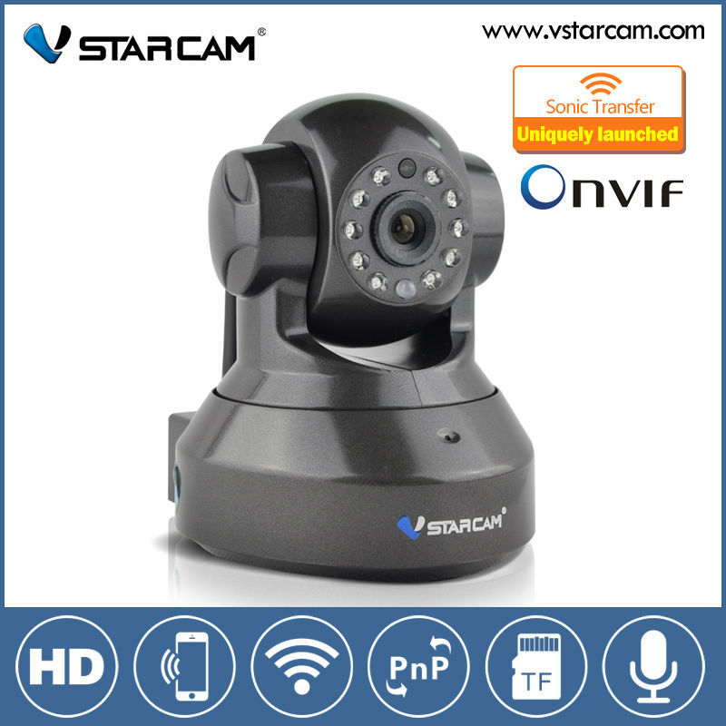 how to change the time on sricam ip camera