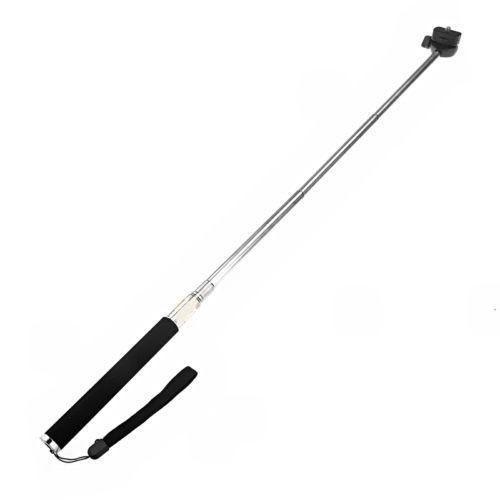 Gopro Accessories Extendable Handheld selfie Stick Telescopic Monopod Mount Adapter Tripod Hero 3+ 4 SJ4000/5000/6000 xiaomi yi