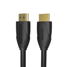 Vention High Speed Cable HDMI Gold Plated Male-Male 1.4V HDMI Cable 1m/2m/3m/5m 3D 1080P for computer smart box ps3 set-top box(China (Mainland))