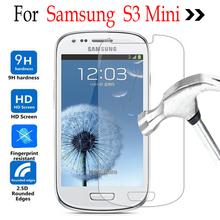 Buy Samsung Galaxy S3mini Tempered glass Screen Protector Cover Samsung Galaxy S3 Mini S3mini I8190 GT-i8190 Protective Film for $1.17 in AliExpress store