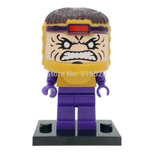 MODOK George Tarleton Minifigure Super Hero Villain Single Sale Building Blocks Sets Figure Toys For Children