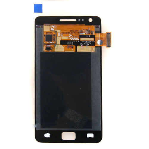 Original LCD Display Touch Screen Digitizer Assembly  For Samsung Galaxy S2 i9100 Black 1pc/lot Free Shipping