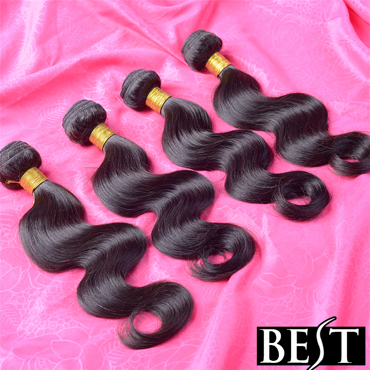 3PCS Lot King Peruvian Body Wave 6A unprocessed virgin  Hair, Peruvian body wave human hair extension best hair(China (Mainland))