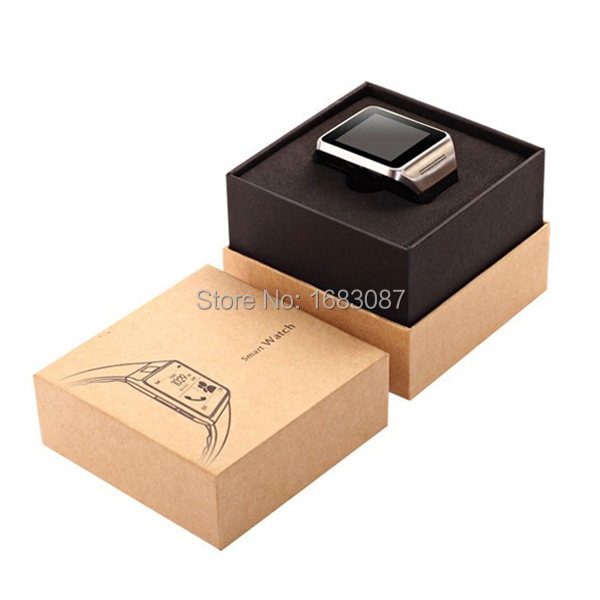 Smart watch phphone with bluetooth Android smart watch phone 3G with tracker and phone call(China (Mainland))