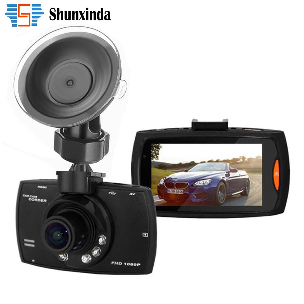"New 2016 Car DVR Camera G30 2.7"" Full HD 1080P 140 Degree Registrator Recorder Motion Detection Night Vision G-Sensor Dash Cam(China (Mainland))"