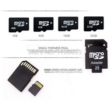 Hot sale  Memory Cards Micro SD Card 2GB 4GB 8GB 16GB 32GB class 10  class 6 Microsd TF card Pen drive Flash + Adapter   T2(China (Mainland))