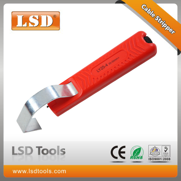 LY25-4 Germany style round wire stripper for stripping 35-50 wire stripper cutter(China (Mainland))