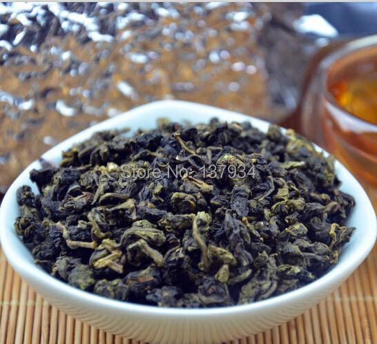 Free Shipping! 250g Taiwan Milk Oolong Tea, Alishan Mountain Jin Xuan, Strong Cream Flavor Wulong Tea,Reduce Weight Tea(China (Mainland))