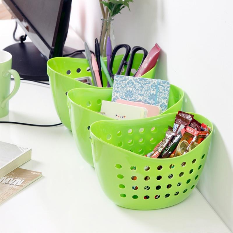 Lowest Price 3 Tier Bathroom Shower Caddy Bath Rack Plastic Hanging Over Baskets Unit Shower Organiser(China (Mainland))