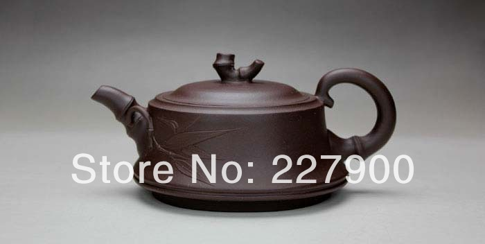 Chinese Yixing Handmade Zisha Purple Clay Tea Set Tea Service Yipinzhu Zini 310cc 60 70cc