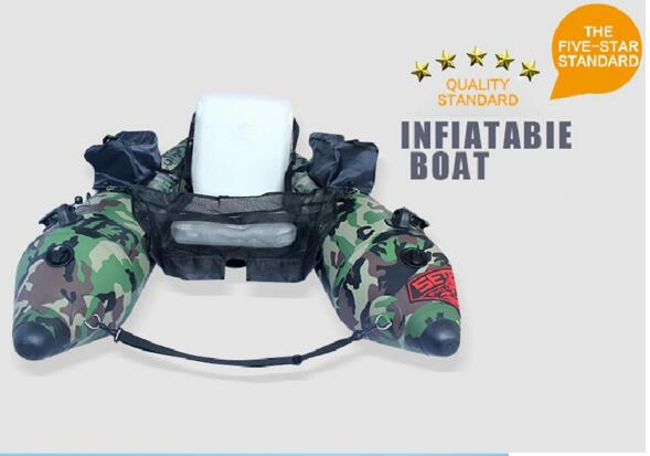 2016 Individual rubber Inflatable Belly Boat milti Fishing Boat Free Shipping for Asia<br><br>Aliexpress