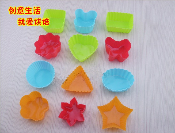 Инструменты для выпечки Bakeyourday 12 12  silicone mold wilton 12 silicone lips petite treat mold