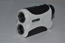 400 M láser telémetro de Golf con modelo de la bandera, con pinseeking, telémetro Golf monocular, Golf telémetro láser con Sensor de