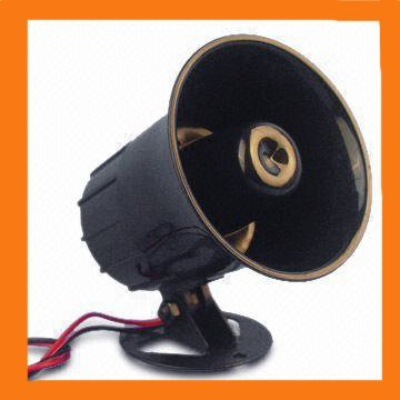 Wired Alarm Siren | Ferrite Siren | Sell wired alarm siren | home security kits | alarm accessory | 115dB Loud Siren