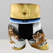 1pcs Fashion Sexy Men Boxers Shorts Famous Pants Brand Mens Underwear Men's Boxers Sexy Underpants Men Panties Trunks For Men(China (Mainland))