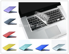 New Crystal hard laptop shell case for Macbook Pro Retina 13″ A1425/A1502 + TPU keyboard protector for Apple A1425/A1502 only