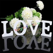 Buy 26 Large Wooden Letters Alphabet Wall Hanging Wedding Party Home Shop Decoration for $7.78 in AliExpress store