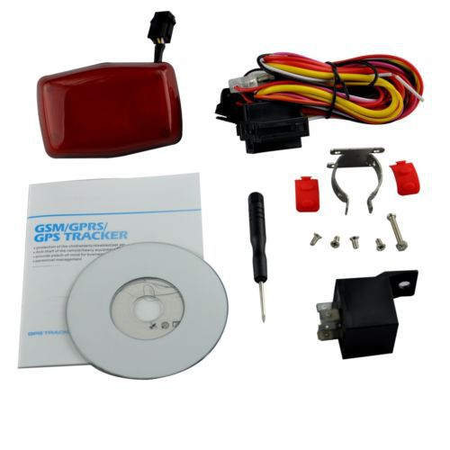 Coban Brand! Motorcycle GPS TRACKER GPS304A Quad LBS Waterproof Realtime Maps With BEST QUALITY!(China (Mainland))