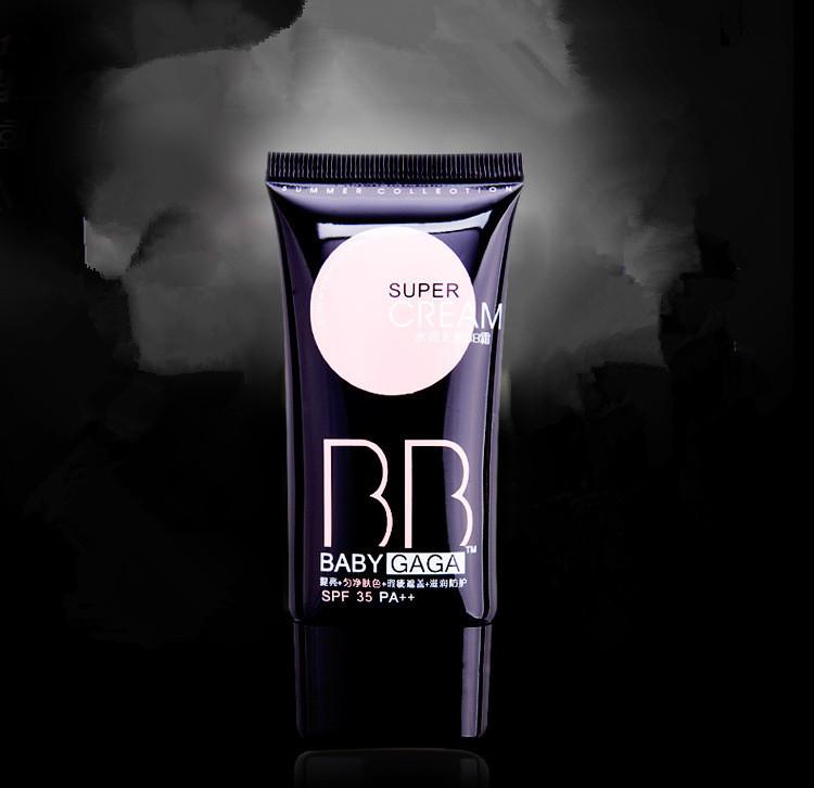 BABY GAGA Shine White Much Effect BB Cream SPF 35 40 ml Perfect Cover BB Cream Oil-control Whitening(China (Mainland))