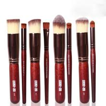 Hot Professional Makeup Cosmetic Brushes Set 8PCS Face Eyeshadow Nose Foundation Kit