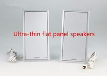 1Nxt wall mounted speaker audio ultra-thin speaker flat panel speaker sticker a one(China (Mainland))