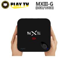 [Genuine] MXIII-G Amlogic S812 Cortex-A9 Andorid 5.1 TV BOX Quad-core 1000M LAN 2GB/8GB 2.4GHz WiFi Bluetooth 4.0 H.265 1080P