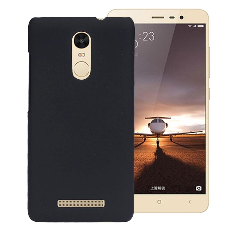 "GS(9 Color) For Xiaomi Redmi Hongmi Note 3 5.5"" Hard PC Cover Case Free shipping Mar 24(China (Mainland))"