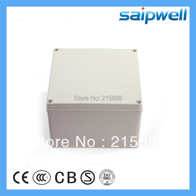 New  Waterproof box plastic ABS switch box junction box  plastic box electronics 200*200*130mm IP66<br><br>Aliexpress