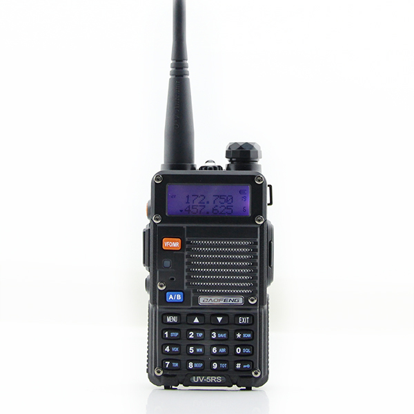 купить Bao Feng Baofeng 5RS Walkie Talkie Baofeng 5RS 5W 128ch + 136/174 400/520 VOX DTMF 5RS BF-5RS дешево