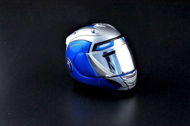 1/6 scale Motorcycle Helmet for figure doll.12″ Action figure doll accessories.Helmet for dolls.Plastic model