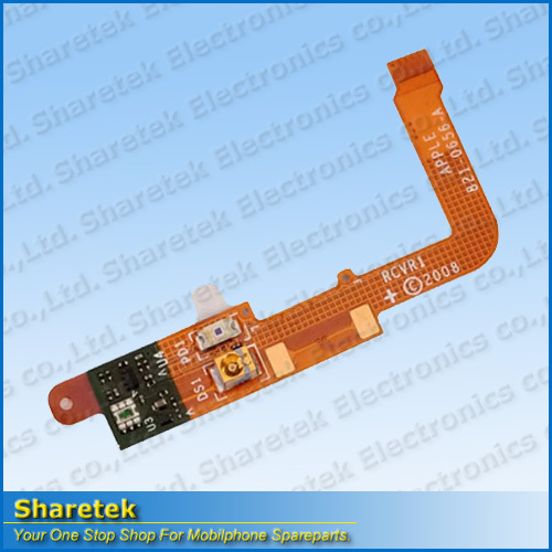50pcs/lot Free Shipping Nduction Flex Proximity Flex Cable Circuit Replacement Spare Parts For iPhone 3G(China (Mainland))