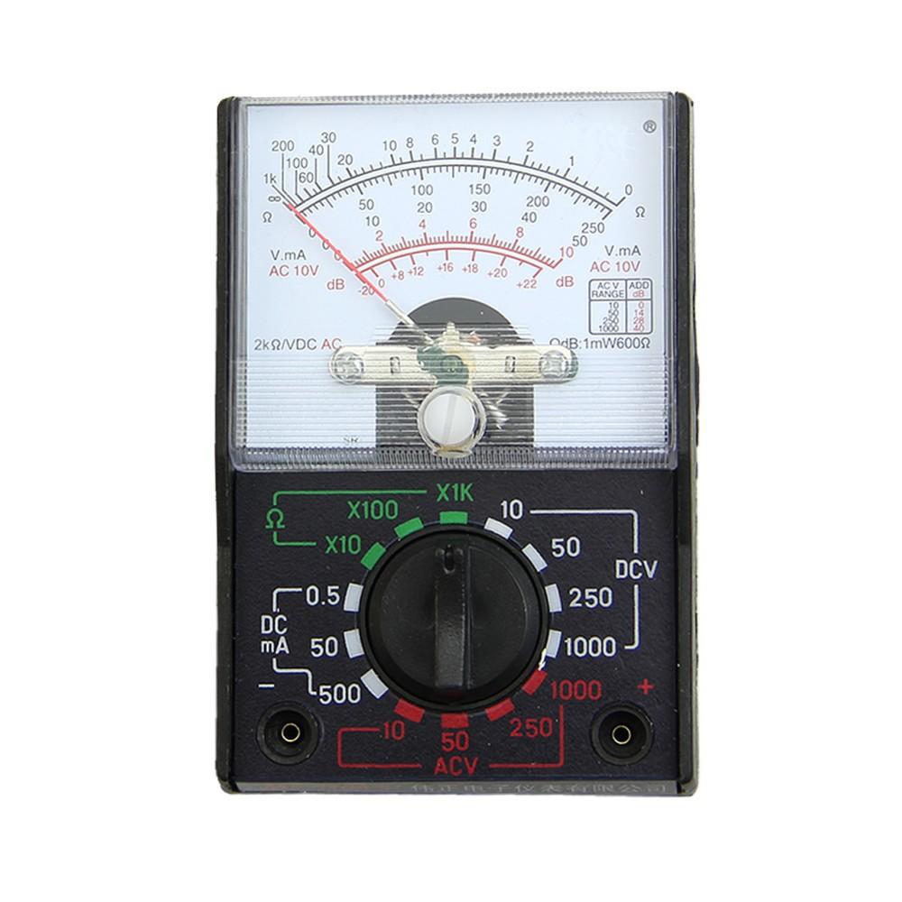 F85   MINI Electrical AC/DC OHM Voltmeter Ammeter Multimeter Multi Tester MF-110A New