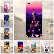 Buy Ultrathin Soft TPU Case iphone 6 6s 6plus 7 7plus Flower Plants Animal Cartoon Pattern Soft TPU Phone Case iPhone 7 6 6S for $1.43 in AliExpress store
