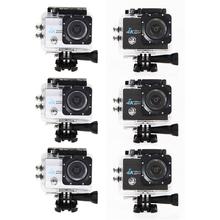 Buy 2 inch 4K 30fps/ 2.7K 30fps Full HD WiFi 16MP Video Camera Waterproof Sports DV Helmet Camera for $49.12 in AliExpress store