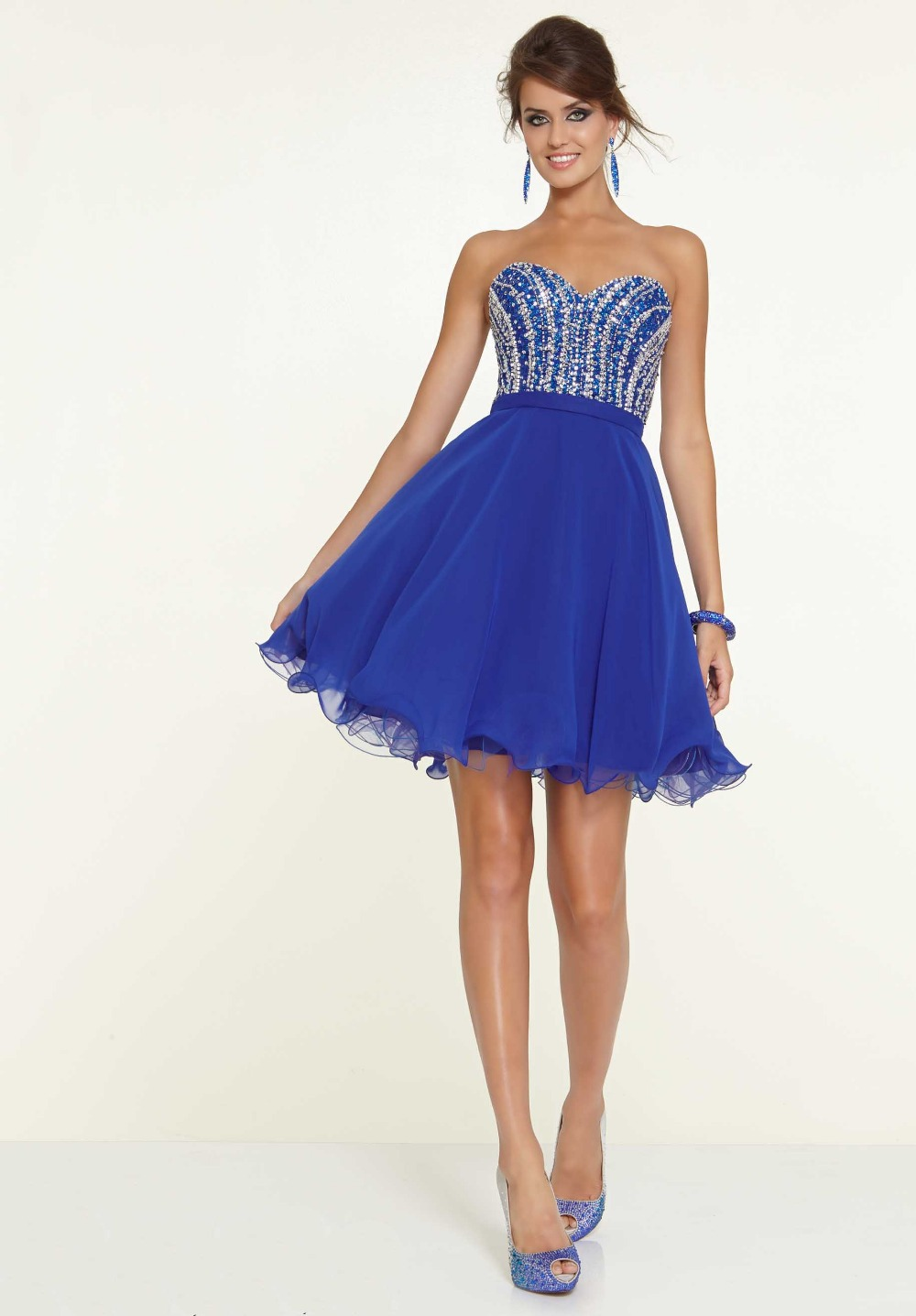 Cheap Blue Dresses