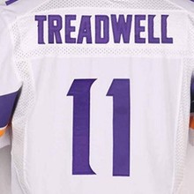 2016 New Roster Mens High Quality 100% Stitched Color Purple White Elite Jerseys(China (Mainland))