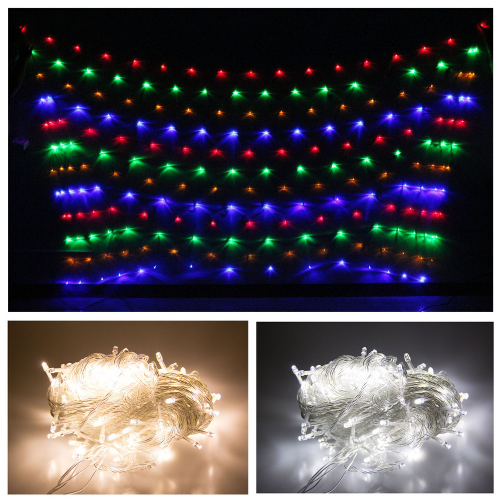 white color rgb led christmas