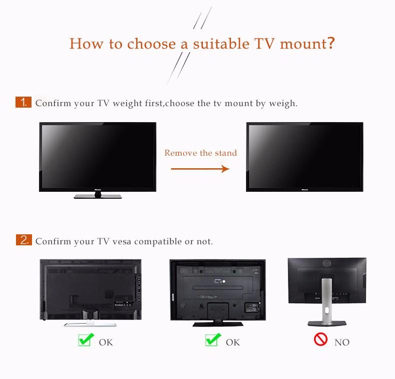 samsung tv wall bracket instructions