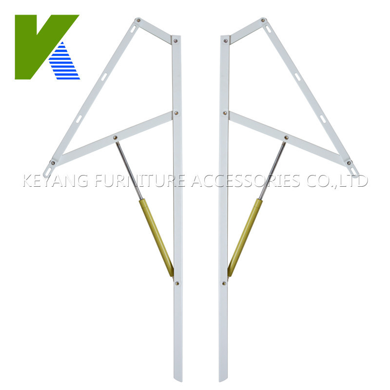 1200mm Length Furniture Parts With Extendable Adjustable Cylinder Lift Gas Spring KYB005(China (Mainland))