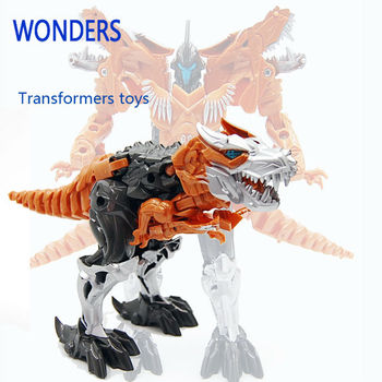 Transformation dinosaur Robots Transformable Toys for children&boys&Kids Action Figure dinosaur Toy Model