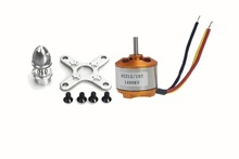 F02047 A 2212 A2212 1400KV Brushless Outrunner Motor W/ Mount 10T,RC Aircraft/KKmulticopter Quad copter UFO(China (Mainland))