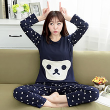 Maternity Clothing Sleep& Lounge Coat+Pants 2PC Nursing Pajamas Home Wear Suit Maternity Clothing for Breast feeding
