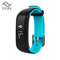 TTLIFE IP67 Waterproof Bluetooth Smartband Watches Blood Pressure Monitor Heart Rate Monitor Wristband Smart Bracelet for