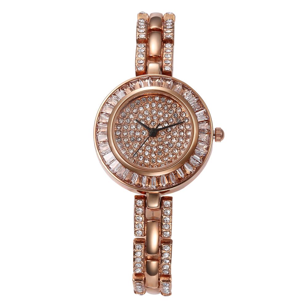 YAQIN Women Business Bracelet Geneva Watch Alloy Analog Sport Watches Quartz Leather Diamond Wristwatch Fashion Relogio YQ08(China (Mainland))