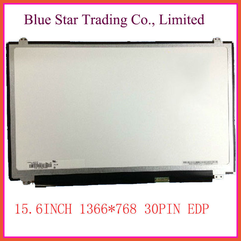Free Shipping LTN156AT37 W01 NT156WHM-N12 LP156WHB TPA1 B156XW04 V.8 V7 B156XTN04.0 B156XTN03.1 N156BGE-EA1 EB1 lcd screen 30pin(China (Mainland))