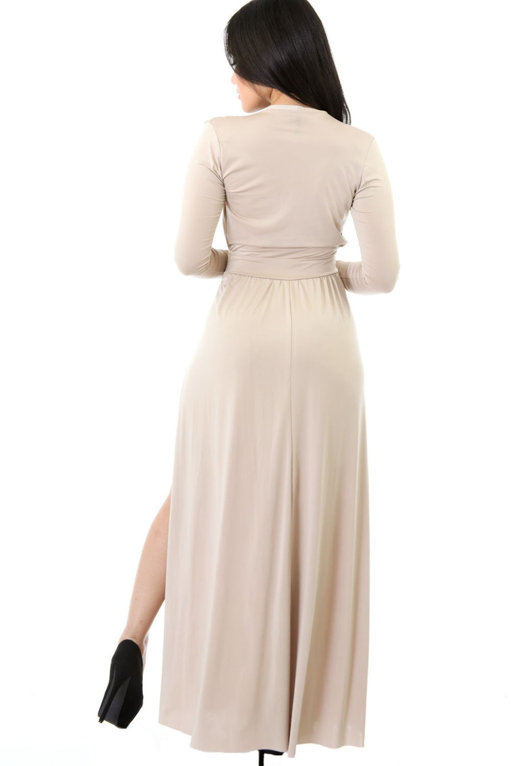 Apricot-Super-Classy-Long-Sleeves-Double-Slit-Long-Maxi-Dress-LC61282-18-2