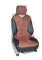 2016 best selling models t shirt luxury car seat cover Alcantara PU leather Universal models car