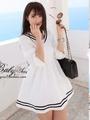 Spring fashion women s new student dress Harajuku style long sleeved dress preppy elegance small fresh