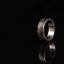 Free Shipping 4PCS Set Carved Antique Silver Elephant Above Knuckle Midi Finger Ring Set